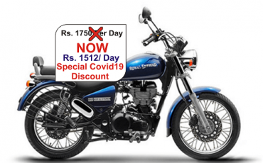 Royal Enfield Thunderbird 500 CC